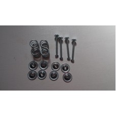 Brake Shoe Hold Down Pins (1200) Axle Set
