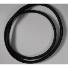Rear windscreen rubber (saloon)