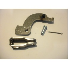 Handbrake lever actuator and cable yoke .....997ccc