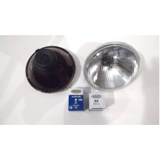 Halogen headlamp ( pair) RHD WITH OUT SIDE LIGHT