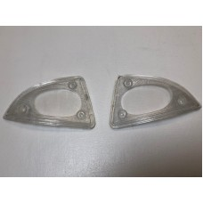 Front Indicator lens - Clear - Pair