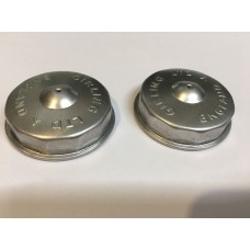 GIRLING master Cylinder Caps (pair) With Seal