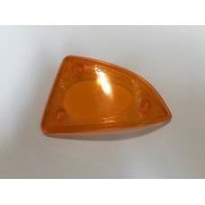 Indicator lens (near side ) Orange.