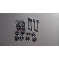 Brake Shoe Hold Down Pins (1200) Axle Set