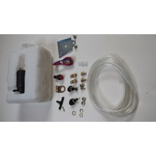 Electric windscreen Washer pump kit 1.2L (With push button)