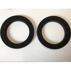 Heater Unit to Bulk Head Sealing Gasket (pair)