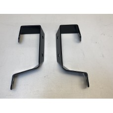 Rear Bumper Brackets (pair) SALOON / ESTATE
