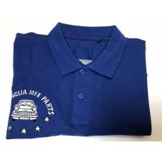 J&B Polo Shirt - Royal Blue - EXTRA LARGE