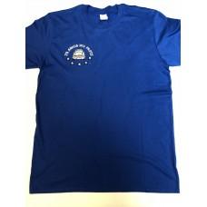 J&B T-Shirt - Royal Blue - MEDIUM