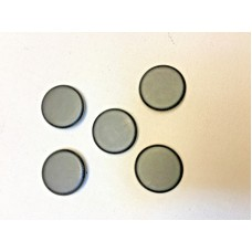 1 inch (26mm) blanking grommets per pack of 5