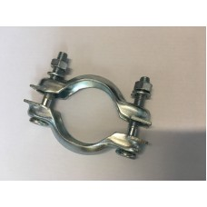 Exhaust manifold clamp